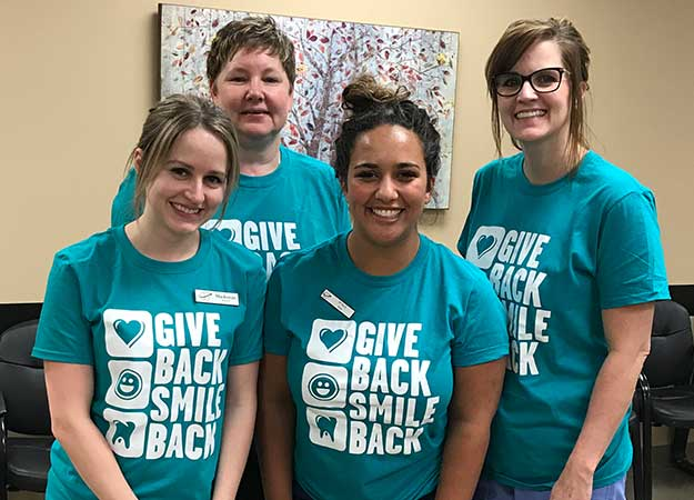 Give Back Smile Back 2018